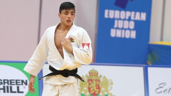 Шампионът с лъвско сърце Денислав Иванов се завръща на татамито