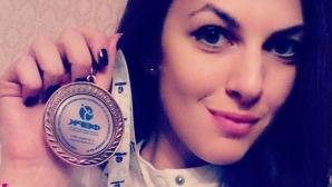 Българска волейболистка с медал в Казахстан