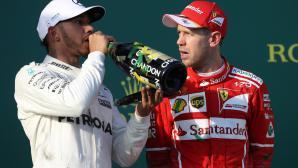 Мерцедес признаха надмощието на Ферари
