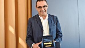 Избраха Сари за най-добър треньор в Италия