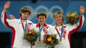 Три атлетки поискаха медали от Олимпиадата в Атина 2004