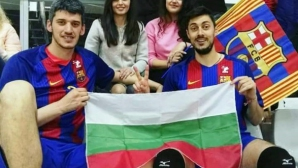 Българите в Барса носят нова победа (видео)