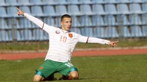 България - Босна 3:1, трябва ни само победа, до края остават 25 минути