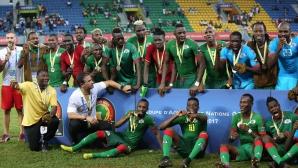 Стана ясно защо пропадна контролата Нигерия - Буркина Фасо