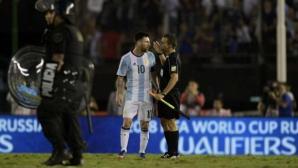 ФИФА се зае с Меси - грози го наказание от 2 до 4 мача