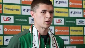 Тони Йорданов разкри каква е целта на юношите на Евро 2017