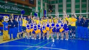 """""""Тигрите"""" върнаха големия волейбол в Пазарджик"""