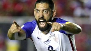 САЩ и Панама извъртяха реми, Демпси с 56-и гол за националния отбор