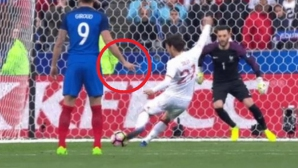 Жиру посочи в кой ъгъл ще стреля Давид Силва (видео)