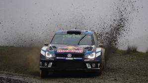 Volkswagen създават кола за WRC 2