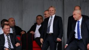 Гриша Ганчев внесе документите за участие в търга