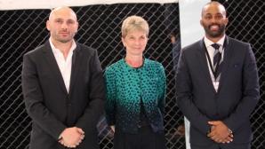 Министър Дашева откри Европейското първенство по ММА в София
