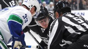 НХЛ отива в Китай през есента