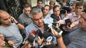 Шеф на третодивизионен клуб застава начело на аржентинския футбол