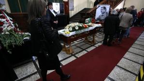 България се сбогува с великия Иван Абаджиев (видео)