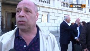 Янко Русев: Абаджиев отдаде сърцето и душата си на българския спорт (видео)