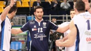 Супер Бобо и Кифисиас започнаха със загуба в плейофите Гърция