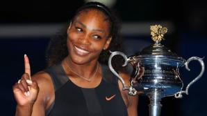 Настасе: Серина също употребява допинг