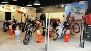 FUN серията на Honda най-търсена на MOTO EXPO 2017