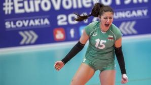 Страхотна България! Волейболистките ни спасиха няколко мачбола и биха Турция с 23:21 в тайбрека (галерия)