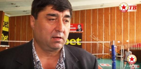 Борислав Кьосев: ЦСКА е на правилния път