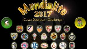 Представят утре отбора на Левски за Mundialito 2017