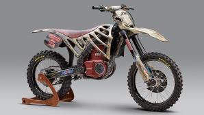 Honda E.Rex – електрическият байк за мотокрос