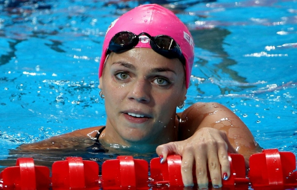 Юлия Ефимова №1 в света на 50 м бруст