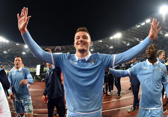 Нов договор за основен футболист на Лацио