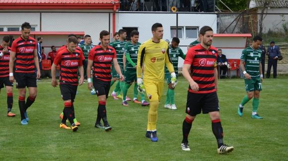 Шенсой и Пелистер записаха шести мач без победа в Македония