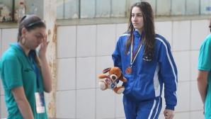 Петър Божилов и Диана Петкова също се окичиха с медали в Прага