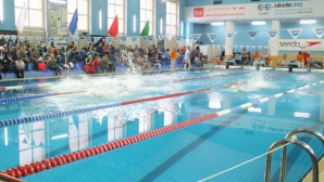 """Шампионско награждаване на плувния турнир """"Цветница"""""""