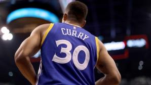 За втора година поред: Къри продава най-много в НБА