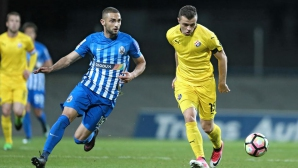 Две дузпи помогнаха на Петев за обрат в дербито на Загреб