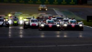 """Себастиен Буеми се пребори за победа над Porsche в """"6-те часа на Силвърстоун"""""""