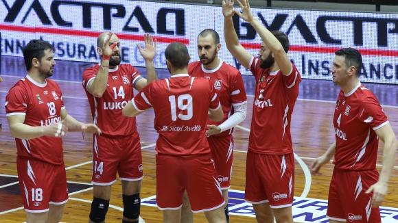 Всичко волейболни шампиони на България при мъжете