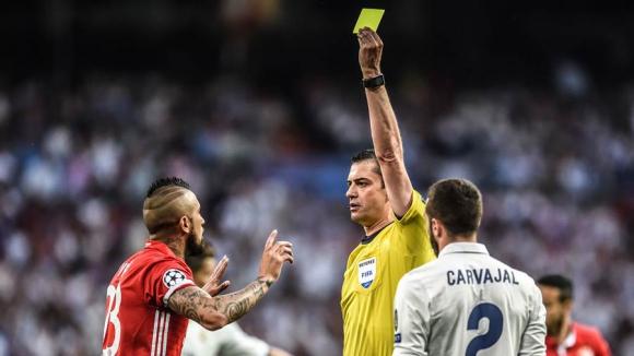 Горе ръцете, това е Мадрид!