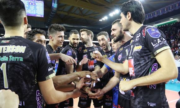 Цецо Соколов заби 22 точки и класира Лубе на финал в Италия