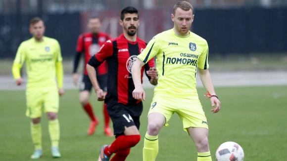 Кирил Георгиев отпадна от групата на Поморие за мача с Витоша (Бистрица)
