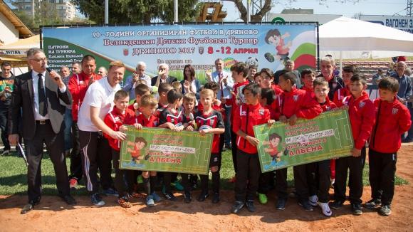 Албена награди децата на Дряново с едноседмичен лагер