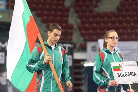 """Нови два медала за България на европейското по таекуон-до в """"Арена Армеец"""""""