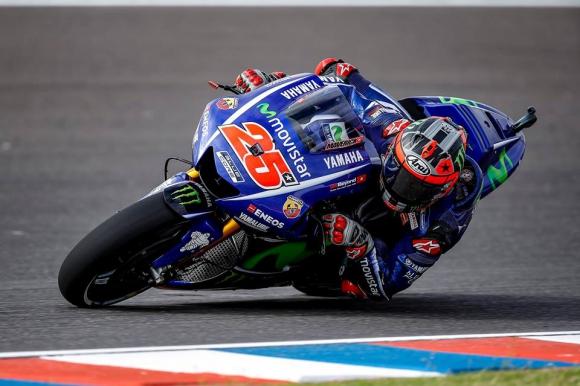 Винялес бе най-бърз в първата тренировка от MotoGP в САЩ