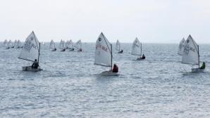 """Ветроходната регата """"Великден"""" събра над 100 състезатели в Несебър"""
