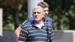 Сашо Везенков: Шампионска лига е сериозно предизвикателство, преговаряме с Пенчев за Купата на България (видео)