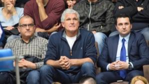 Сашо Везенков: Ако Салпаров не играе в четворката на Шампионска лига, ще се включи при нас