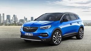Това е атлетичният и приключенски Opel Grandland X