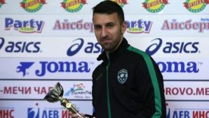 Дяков: Искам повече българи да играят в Лудогорец, но чужденците се справят