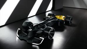 Рено представиха бъдещето на Формула 1