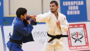 Герчев започна с победа на Европейското по джудо