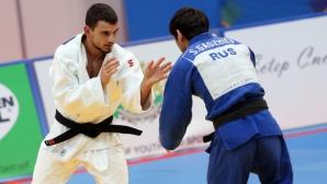 Янислав Герчев спечели сребърен медал на Европейското по джудо
